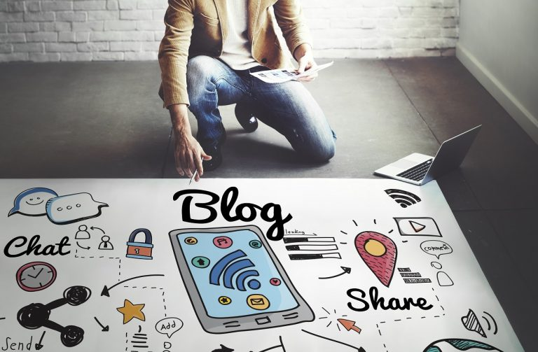 blog for business